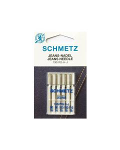 SCHMETZ  Jeans Machine Needles - Size Mix 90-110