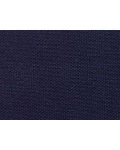 Cotton Homespun Fabric - Navy