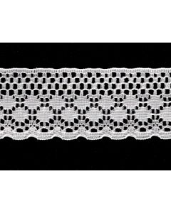 Raschel Lace KTR 170-01 (White)