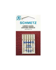 SCHMETZ  Leather Machine Needles - Size 100
