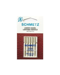 SCHMETZ  Leather Machine Needles - Size 110