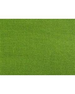 Cotton Homespun Fabric - Lime