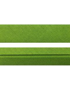 25mm Single Folded Lime Bias Binding