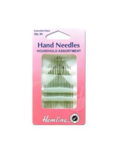 Hemline Household 50PACK - assorted sizes