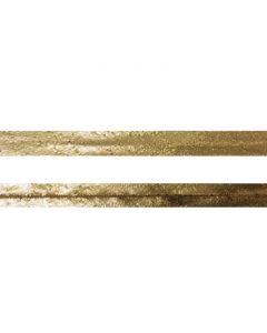 12mm SF Metallic Gold Bias Binding