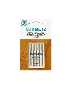 SCHMETZ  Metallic Machine Needles - Size 80