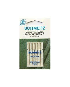 SCHMETZ  Microtex Machine Needles - Size 70