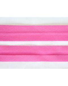 12mm Candy Pink Bias Binding