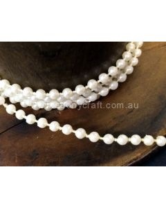 String of Pearls (Off White)