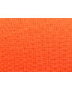 Cotton Premium Homespun Fabric - Orange