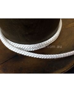 3mm Piping Cord (White)