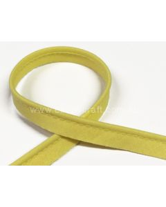 3mm Cotton Piping (Lemon)
