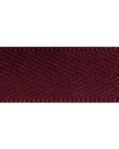 Herringbone Tape (Polyester) - Maroon
