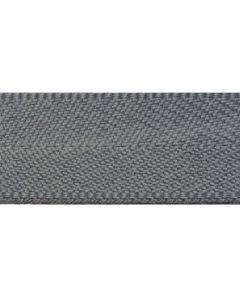 Herringbone Tape (Polyester) - Silver