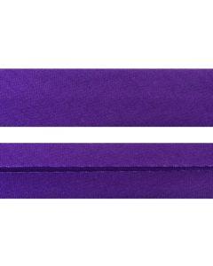 25mm Single Folded Purple Bias Binding