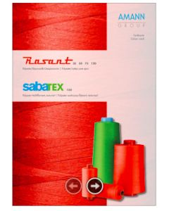 Rasant Colour Chart