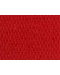 Cotton Homespun Fabric - Red