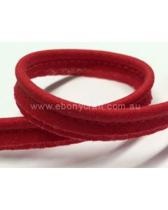 3mm Cotton Piping (Red)