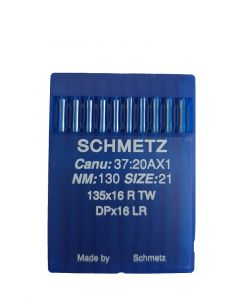 SCHMETZ Industrial Needles - Leather Point DPX16 SIZE130/21