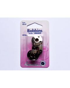 Hemline Bobbins - Singer Metal (C)