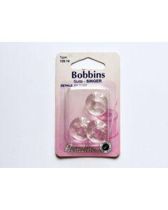 Hemline Bobbins - Singer Plastic (B)