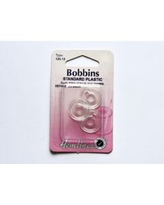 Hemline Bobbins - Standard Plastic (B)