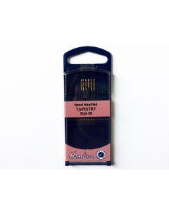 Hemline TAPESTRY Hand Needles Size 26 - GOLD EYE (E)