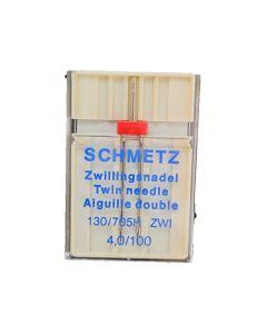 SCHMETZ Twin Needle - Size 4.0/100