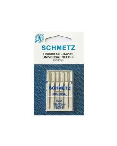 SCHMETZ  Universal Machine Needles - Size 90