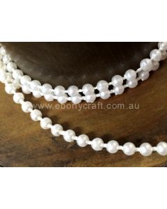 String of Pearls (White)