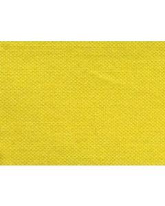 Cotton Homespun Fabric - Yellow