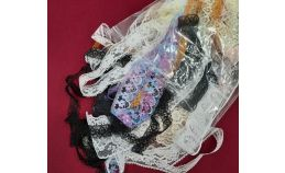Lace Grab Bags